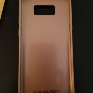 Biedge color Michael Kors phone case